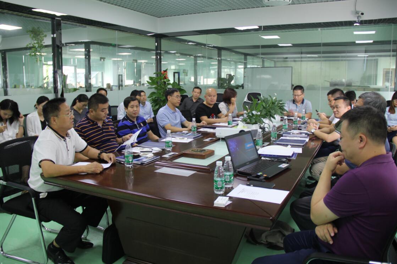 中国安防系统集成联盟举办《海清视讯现场观摩交流会》